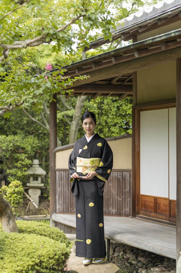 KIMONO - MIYU HAYASHIDA